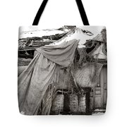 House Of Ghosts Tote Bag
