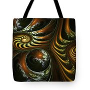 House Of Mirrors Tote Bag