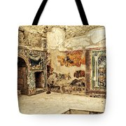 House Of Neptune Tote Bag