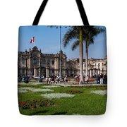 House Of Pizarro Tote Bag
