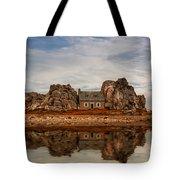 House Of Silence Tote Bag