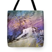 House Of The Blues Tote Bag