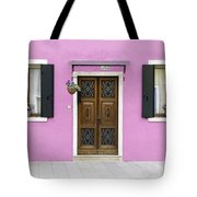 House Of Venice - Pink Tote Bag