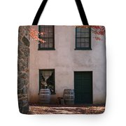 House Off Of Potomac St. Tote Bag