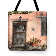 House On Delgado Street Tote Bag