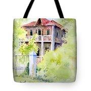 House On Jones Street Tote Bag