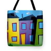 House Party 21 Tote Bag