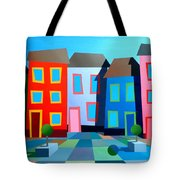 House Party 8 Tote Bag