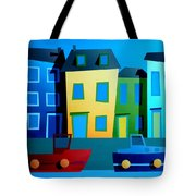 House Party 9 Tote Bag