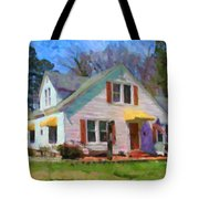 House Proud In Cary Tote Bag