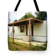 House Trailer Park Tote Bag
