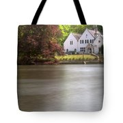 House With A View Tote Bag