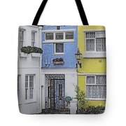 Houses Tote Bag