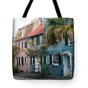 Houses In Charleston Sc Tote Bag