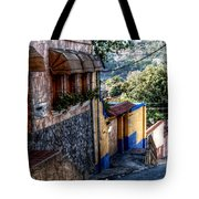 Houses Of Hatillo Tote Bag