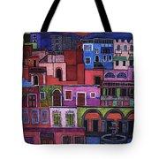 Houses Of San Miguel 2 Tote Bag