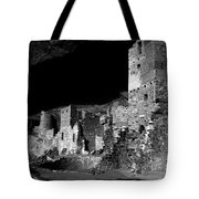 Houses Of The Holly Tote Bag