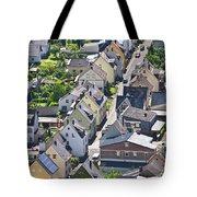 Houses On-line Tote Bag
