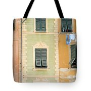 Houses, Portofino, Italy Tote Bag