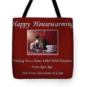 Housewarming  Tote Bag