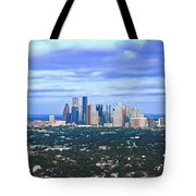 Houston 1980s Tote Bag