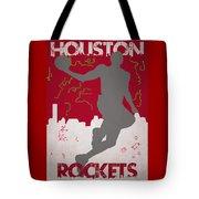 Houston Rockets Tote Bag
