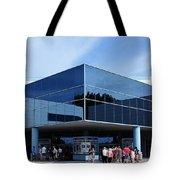 Houston Space Center Tote Bag