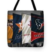 Houston Sports Teams 2 Tote Bag