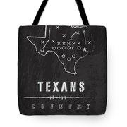 Houston Texans Art - Nfl Football Wall Print Tote Bag