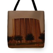 Houston Waterfall Tote Bag