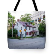 Hovenden House - Plymouth Meeting Pa Tote Bag