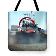 Hover Craft Tote Bag