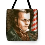 How About A Shave Tote Bag