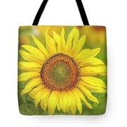 How Do You Dew, Sunflower Tote Bag