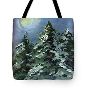 How Great The Lesser Light Tote Bag
