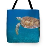 How Green It Is Tote Bag