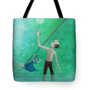 How High Can I Fly? Tote Bag