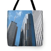 How High The Sky Tote Bag