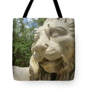 How Loud Is A Lion Tote Bag