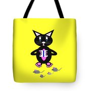 How To Catch A Mouse - Humor Tote Bag