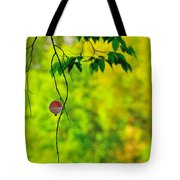 How To Catch A Tree Tote Bag