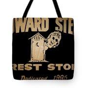 Howard Stern Rest Stop Tote Bag