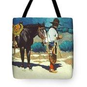 Howdy Ole Friend Tote Bag
