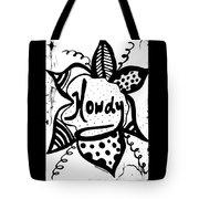 Howdy Tote Bag