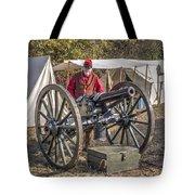 Howitzer Battle Of Honey Springs V3 Tote Bag