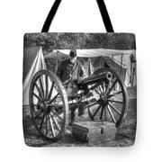 Howitzer Battle Of Honey Springs V4 Tote Bag