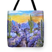 Howling Good Evening Tote Bag
