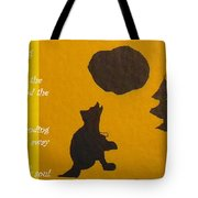 Howling Song Tote Bag