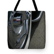 Hub Cap Curves Tote Bag