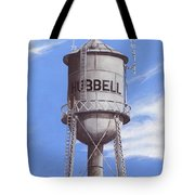 Hubbell Water Tower Ne Tote Bag